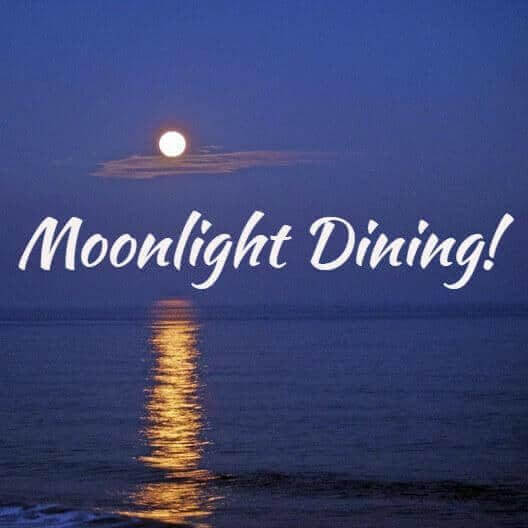 restaurants at nusa dua beach | moonlight dining | nusa dua beach grill