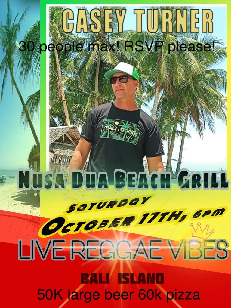 nusa dua restaurants | music event